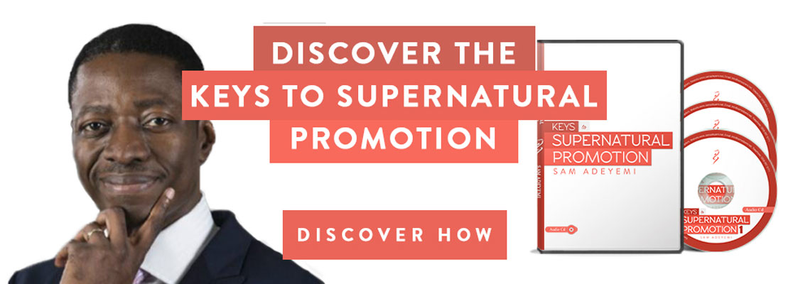 Discover the Keys to Supernatural Promotion