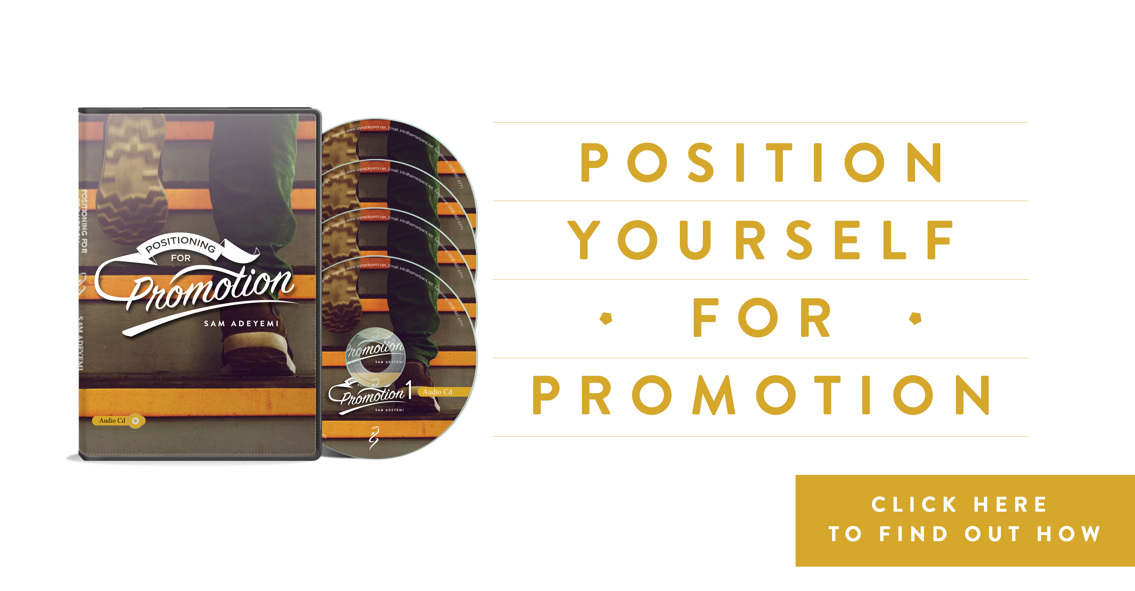 Positioning For Promotion