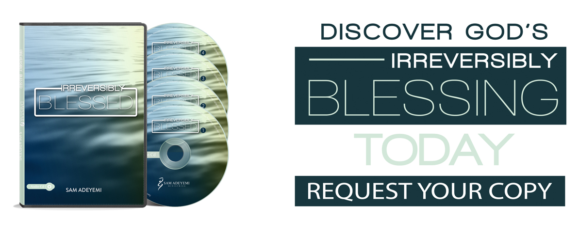 Live an Irreversibly Blessed Life + Exciting Updates!