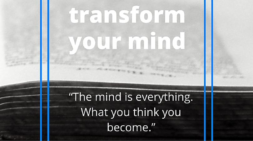 5 minutes to taking territories: transform your mind