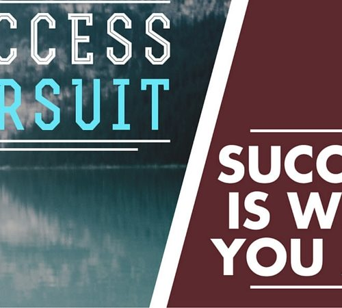 Success Is Who You Are - March 2016 Newsletter